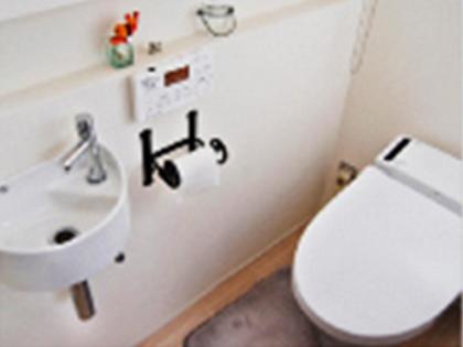 トイレの除菌・消臭に